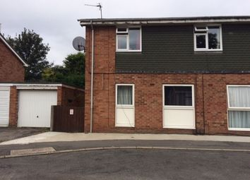 Thumbnail 1 bed flat to rent in Glebe Road, Humberston