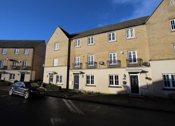 Thumbnail 4 bed town house for sale in Harlow Crescent, Oxley Park, Milton Keynes