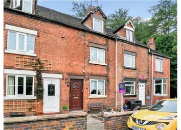 Thumbnail 2 bed terraced house for sale in Railway Terrace, Froghall, Staffordshire