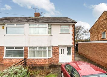 Thumbnail 3 bed semi-detached house for sale in Springfield Avenue, West Kirby, Wirral