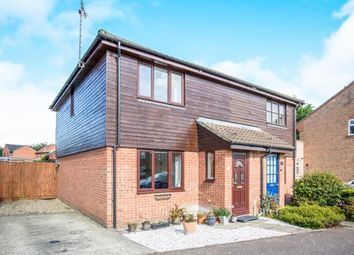 Thumbnail 3 bed semi-detached house for sale in North Walsham, Norfolk