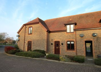 Thumbnail 2 bed terraced house for sale in Lynch Lane, Lambourn, Hungerford