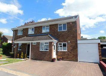 Thumbnail 3 bed semi-detached house for sale in Langton Close, Vinters Park, Maidstone, Kent