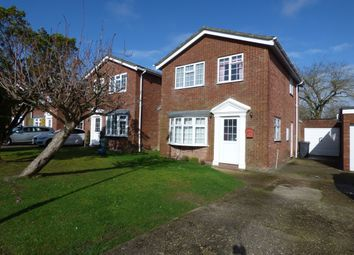 3 bed detached house for sale in Cheavley Close, Andover SP10