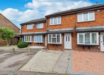 Thumbnail 2 bed terraced house to rent in Aldenham Drive, Uxbridge, Middlesex