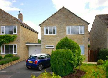 Thumbnail 3 bed link-detached house to rent in Manor Close, Fairford