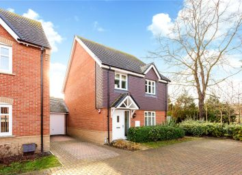 4 bed detached house for sale in Blake Road, Hermitage, Thatcham, Berkshire RG18