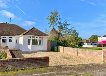 Thumbnail 3 bed semi-detached bungalow for sale in Harlyn Road, Millbrook, Southampton