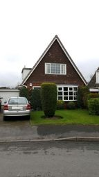 Thumbnail 3 bed detached house for sale in Glebfields, Curdworth, Sutton Coldfield, West Midlands