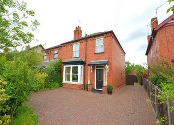 Thumbnail 3 bed semi-detached house for sale in Rookery Lane, Lincoln