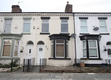 Thumbnail 3 bed terraced house to rent in David Street, Toxteth, Liverpool, Merseyside