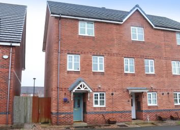 3 bed town house for sale in Snowberry Crescent, Warrington WA5