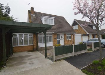 Thumbnail 3 bed detached bungalow for sale in Fairlop Avenue, Canvey Island, Essex