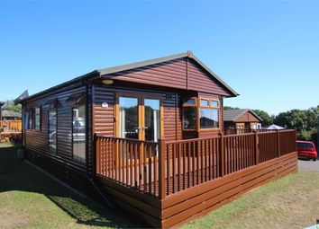 Thumbnail 2 bed mobile/park home for sale in Shearbarn Holiday Park, Barley Lane, Hastings, East Sussex