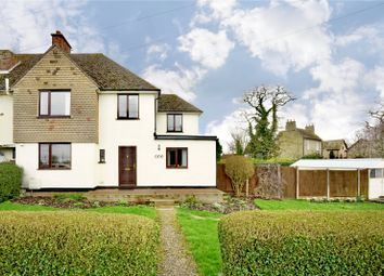 4 bed semi-detached house for sale in High Street, Great Paxton, St. Neots, Cambridgeshire PE19