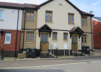 Thumbnail 2 bedroom terraced house for sale in Harebell Drive, Weymouth