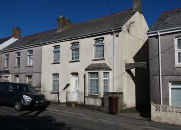 Thumbnail 4 bed semi-detached house for sale in Stenalees, St. Austell, Cornwall