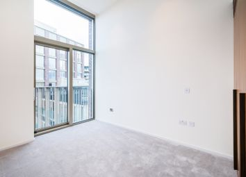 Thumbnail 3 bed flat to rent in Embassy Gardens, Capital Building, London SW8, London,