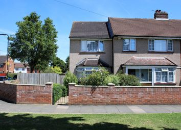 Thumbnail 5 bed semi-detached house for sale in Rushdene Crescent, Northolt