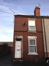 Thumbnail 2 bedroom end terrace house for sale in Shirley Road, Doncaster