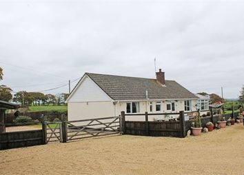 Thumbnail 3 bed detached bungalow for sale in Morchard Bishop, Crediton, Devon
