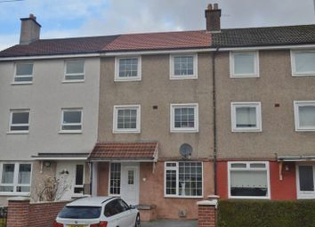 Thumbnail 4 bedroom terraced house for sale in Arnprior Road, Croftfoot, Glasgow