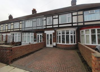 Thumbnail 3 bed terraced house for sale in Clifton Road, Grimsby