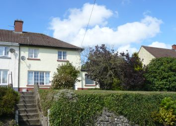 Thumbnail 3 bed semi-detached house for sale in Rackmead, Chittlehampton, Umberleigh