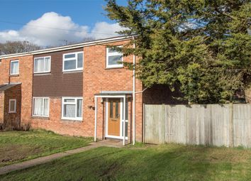Thumbnail 3 bed end terrace house for sale in Weir Road, Hartley Wintney, Hook