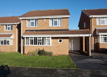 Thumbnail 4 bed detached house for sale in Ashfern Drive, Sutton Coldfield