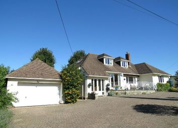 Thumbnail 3 bedroom detached bungalow for sale in The Lynch, Winscombe