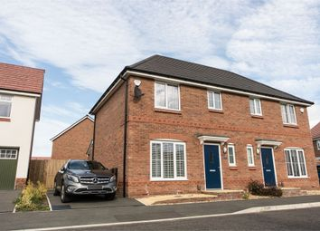 Thumbnail 3 bed semi-detached house for sale in Houghton Lane, Ellesmere Port, Cheshire