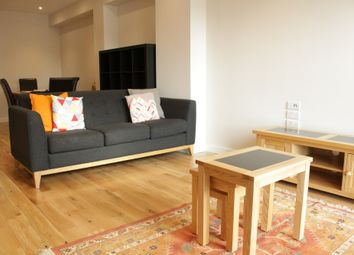 Thumbnail 3 bed town house to rent in Spindle Mews, Manchester
