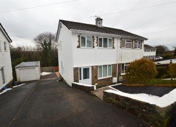 Thumbnail 3 bed semi-detached house for sale in Hawthorn Park, Brynna, Pontyclun