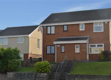 Thumbnail 2 bedroom semi-detached house for sale in Llangyfelach Road, Treboeth, Swansea