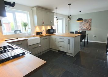 Thumbnail 4 bedroom detached house for sale in Cornwall Avenue, Buckshaw Village, Chorley