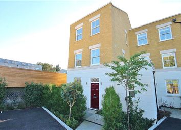 Thumbnail 4 bed end terrace house for sale in Orchard Place, Windmill Road, Brentford