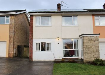 Thumbnail 3 bed semi-detached house for sale in 22 Manor Park, Llantwit Major, South Glamorgan