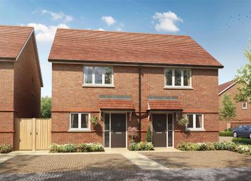 Thumbnail 2 bed end terrace house for sale in Montague Place, Keens Lane, Guildford, Surrey