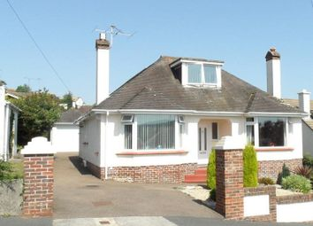 Thumbnail 4 bed bungalow for sale in Broadsands Bend, Paignton