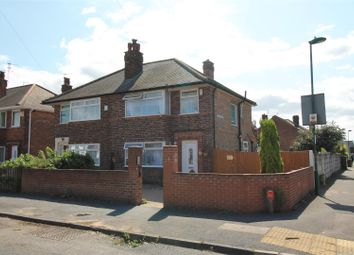Thumbnail 3 bedroom semi-detached house for sale in Barlock Road, Nottingham