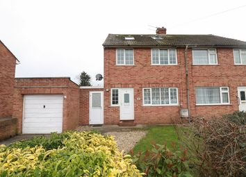 Thumbnail 4 bedroom semi-detached house for sale in Briar Close, Burnham-On-Sea