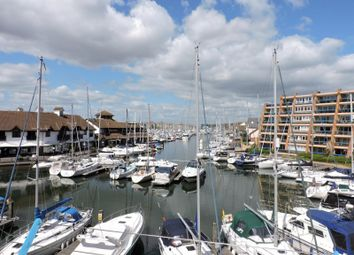 Thumbnail 3 bedroom flat to rent in Oyster Quay, Port Solent, Portsmouth