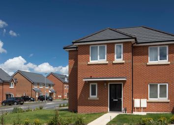 Thumbnail 3 bedroom detached house for sale in The Faraley, Windermere Road, Middleton, Manchester