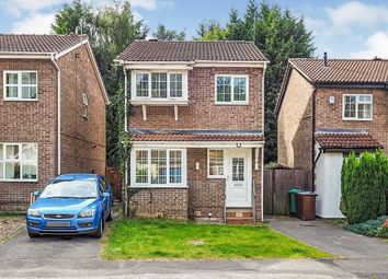 Thumbnail 3 bed detached house for sale in Camelot Avenue, Nottingham