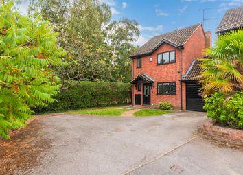 3 bed link-detached house for sale in Horsham Road, Heath Park, Owlsmoor, Sandhurst GU47