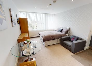 Thumbnail 1 bed flat to rent in 31 Strand Street, Liverpool