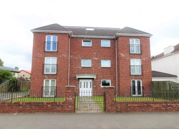 Thumbnail 2 bed flat for sale in 94 Springboig Road, Glasgow