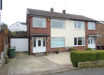 Thumbnail 3 bed semi-detached house for sale in St. Johns Mount, Wakefield