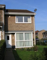Thumbnail 3 bed end terrace house to rent in Dunvan Close, Lewes
